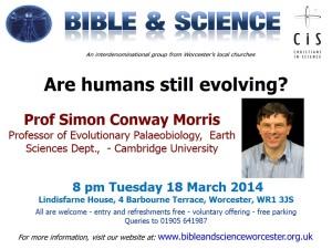 Are Humans Still Evolving