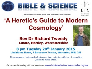 Richard Tweedy Talk 20 Jan 2015